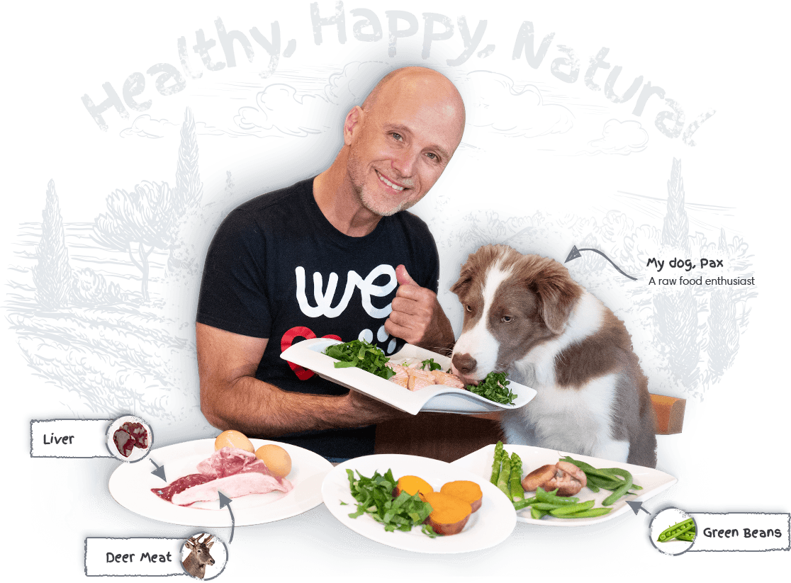 Raw Dog Food Recipes | Dr. Peter Dobias